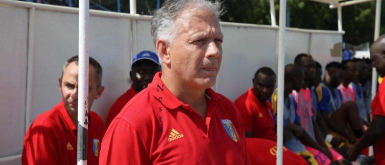 Article : Football:  Emmanuel Tregoat, un nouveau contrat ou pas?